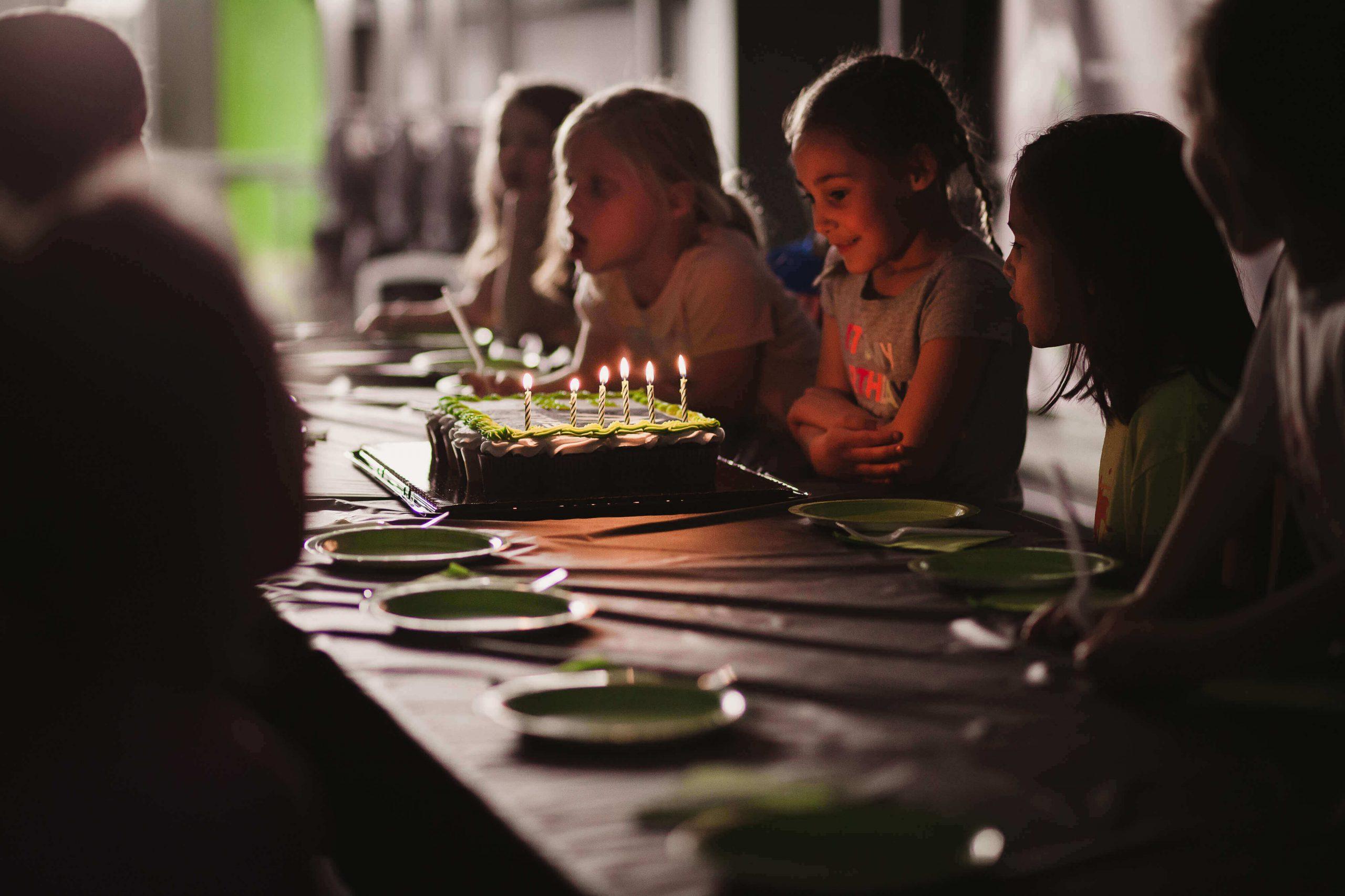 Birthday party at Motus